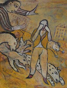 Franz Roth, 'Der Alptraum / Le cauchemar', 2008