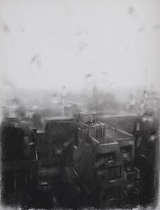 Jesus Emmanuel Villarreal, 'Rainy Window in NY', 2019