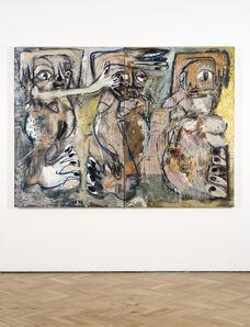 Daniel Crews-Chubb, 'Voynich, Zumbi and Belfie (Seville)', 2016