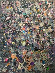 Jamil Molaeb, 'Untitled, 2017, oil on canvas, 150 x 110 cm', 2017
