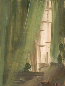 Lindy Guinness, 'Wind in the Willows II', 2020