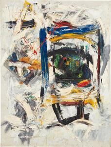 Michael Goldberg, 'House of Asher', 1957