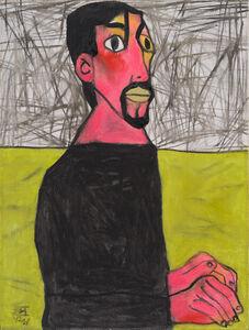 Dang Xuan Hoa, 'Self Portrait', 2008