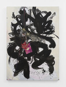 Shinique Smith, 'Exposed by the dawn, they danced frantically home', 2019
