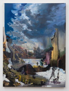 Annie Lapin, 'Shift-scape (The Very Air and Earth)', 2020