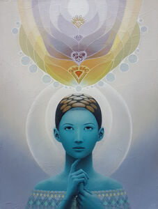Isabelle Tremblay, 'Of order and light', 2018
