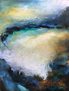 Mary Ellen Strack, 'Soothing Tides', 2017