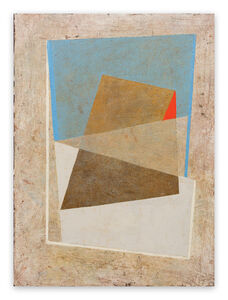 Jeremy Annear, 'Mertrospace IV (Abstract painting)', 2016