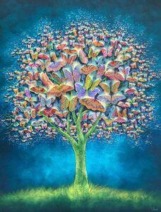 Laura Reich, 'Butterfly Tree ', 2020