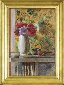 Vanessa Bell, 'Peonies in a Vase', ca. 1925