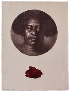 Charles White, 'Love Letter II', 1977