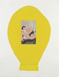 Beverly Semmes, 'Golden G: Curtains', 2016