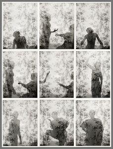 LaToya Ruby Frazier, 'Momme Silhouettes', 2010