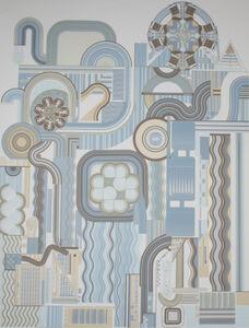 Eduardo Paolozzi, 'Karakus Doener Havada', 1974