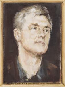 Egle Karpaviciute, 'Portrait study. David Zwirner', 2015