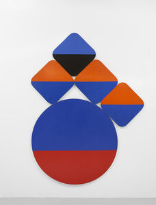 Leon Polk Smith, 'Constellation A', 1969