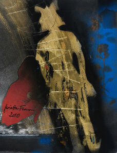 Giosetta Fioroni, 'Senza Titolo', 2010