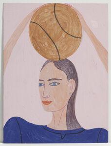 Charlie Roberts, 'Basket head', 2015
