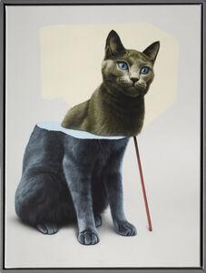 Eckart Hahn, 'Copycat', 2014
