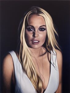 Richard Phillips, 'The Night', 2012
