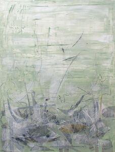 Mónica Saucedo, 'Colores del pensamiento 3', 2015