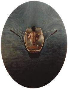 Wade Schuman, 'Passages: Rowing Man', 1999