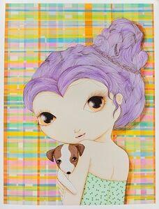 Nina Pandolfo, 'Mikimi ( Limited Edition Print )', 2018