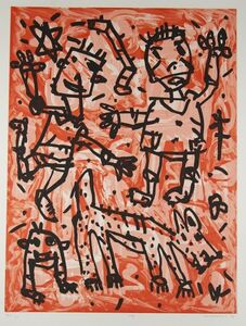 David Larwill, 'Dog', 2006