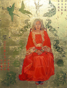 Thu Nguyen, 'The Chinese Empress', ca. 2019