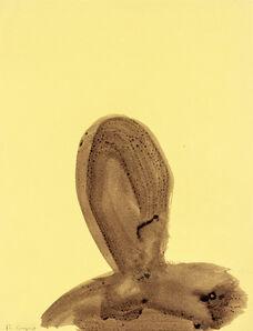 Michael Croissant, 'Head and shoulder', ca. 1985