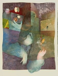 Alvar Sunol, 'LES FADES DE BENDORMIENES', 1995