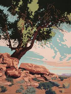 Billy Schenck, 'Jackrabbit Ridge', 2017