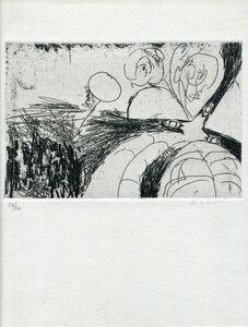 Robert Whitman, 'Untitled ', 1962-1964