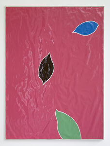 Gary Hume, 'Three Leaves', 2016-2017