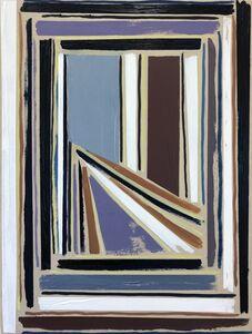 Henrik Godsk, 'Blue Passage', 2020