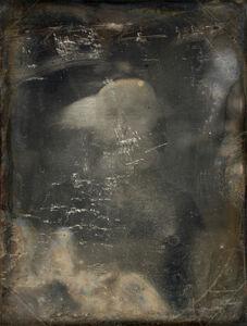 Michael Huey, 'Garibaldi, Based on a damaged 1850s/60s Daguerreotype by Mathew Brady', 2017
