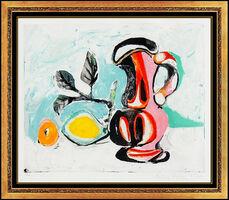 Pablo Picasso, 'Nature Motre au Pichet Rose', 1979