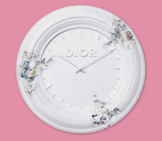 Daniel Arsham, 'Future Relic Eroded Clock', 2020