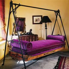 Daybed - Paloma Picasso, New York