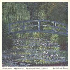 Le Bassin Aux Nympheas, Harmonie Verte, 1989