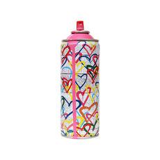 Pink Graffiti Hearts