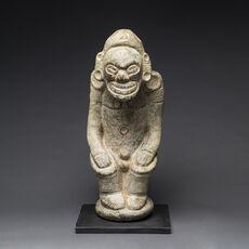 Taino Stone Zemi Sculpture
