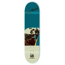 Warhol Skull Skateboard Deck