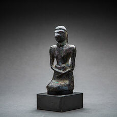 Bactria-Margiana Bronze Figure