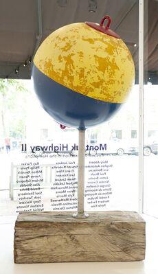 Montauk Highway II: Postwar Abstraction in the Hamptons, installation view