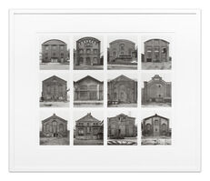Bernd and Hilla Becher, 'Industriehallen (Industrial Facades),  Image II from the series: Typologies', 2006