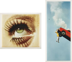 Alex Prager, '3:22 pm, Coldwater Canyon; Eye #5 (Automobile Accident)', 2012