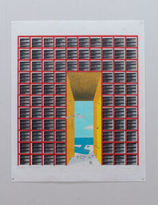 Laurinda Spear, 'The Helmsley Centre: Gateway Building', 1981