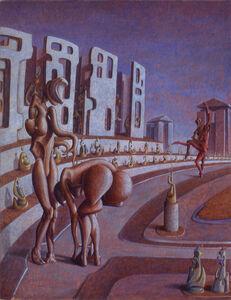 Didier Mazuru, 'The Escape into Time ', ca. 1990