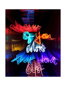 Olivia Steele, 'I Dream Of You In Colors That Don´t Exist', 2017